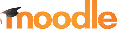 Moodle Logo Image.  Click on Logo to log into Moodle.